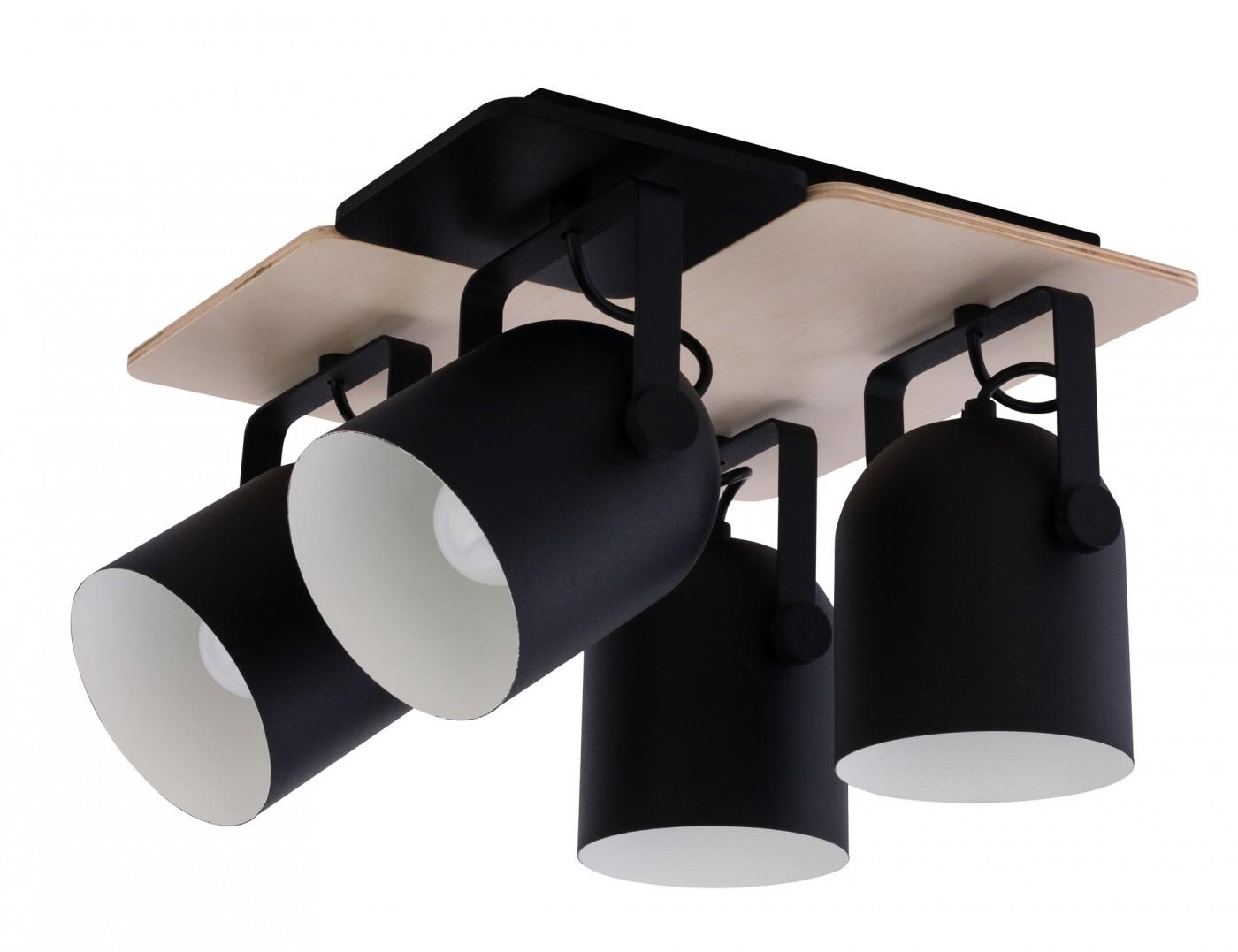 1e0e880bd1b16 SPECTRO black IV 2632 - Lampy-TK sklep fabryczny